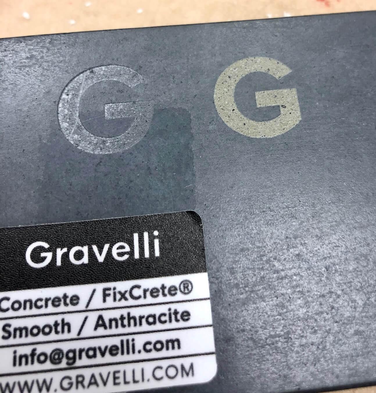 gravírování štítků Gravelli